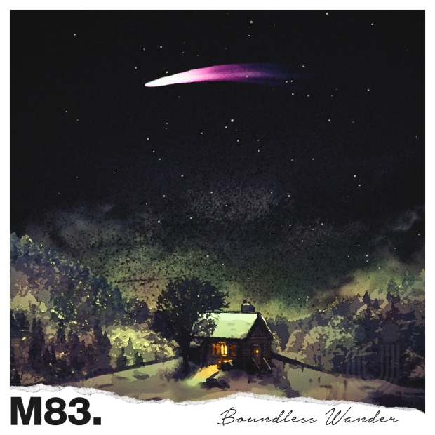 M83 - BoundlesssWander - Cover
